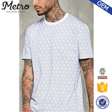 Wholesale Latest Designs Full Print Tee T shirt for Men