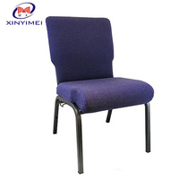 strong and durable modern used church chairs for sale