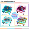 Top sale children mini game 4 player Air hockey game machine for kids