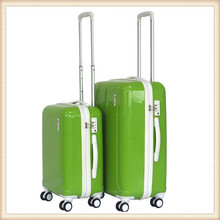Wholesale cabin trolley luggage/hand luggage trolley fancy suitcase