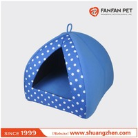high qulity round dots waterproof cheap dog house