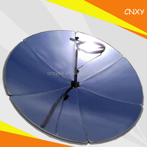 1.5m diameter environmental protect solar cooker
