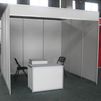 Easy And Quick Set Up Modular Display 10X10 Booth