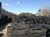 Used quality tyres first grade (4-8mm) second grade (3-4mm)