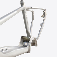 wholesale price aluminum road bike frame electric bicycle frame