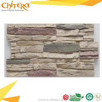 PU lightweight fireproof easy Install artificial stone