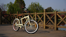 cheap shanghai biciclette electric beach cruiser bicycle germany for sale