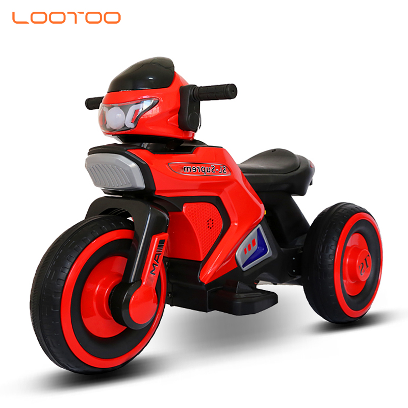 carros electricos para ninos New 2019 three wheels child electric scooter motocross