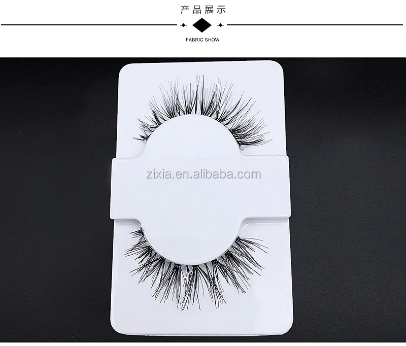 2017 Hot False Eyelashes Pure Handmade Hair Eyelashes