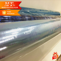 China manufacturer plastic packaging roll mattress pvc film for packing