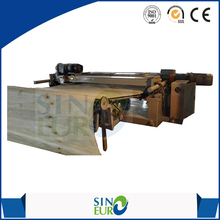 veneer rotary cutter with peeling knife/ woodworking machine/ log veneer peeling lathe machine