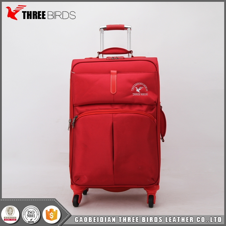 New style polyester, bags & cases travel bags and luggages