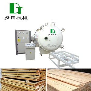 Hf wood dryer/vacuum woodworking dry machine/timber drying kiln for all
