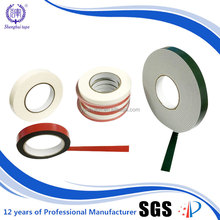 China Best Manufacturer 19Mm Red Release Film Self Adhesive Foam Tape