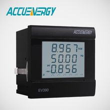 EV 300 series Power factor meter stop digital electric meter