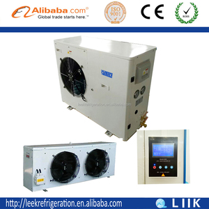 2-15HP air fin type intelligent condensing unit