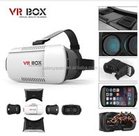 3d glasses for mobile VR BOX VR Virtual 3D Glasses for 3.5