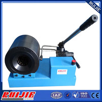 KG-75S one piece hose fittings crimping machine, maquinas para prensar mangueras hidraulicas