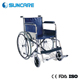 Trade Assurance Light Weight Steel Motorized Automatic Wheelchair For The Disabled