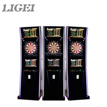 High quality most popular Coin Operated electronic amusing dart Coin game machine
