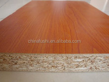 china manufacturer supply directly Melamine Chipboard/Particle board/flakeboards