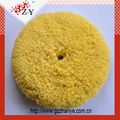 7'' wool felt durabel factory direct wool polishing pads