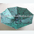 sun hat umbrella or hat umbrella with silver coating