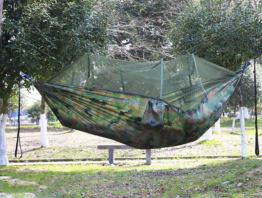 Hot sale hammock mosquito net cover with <strong>CE</strong>&ISO