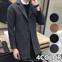 business men wool coat
