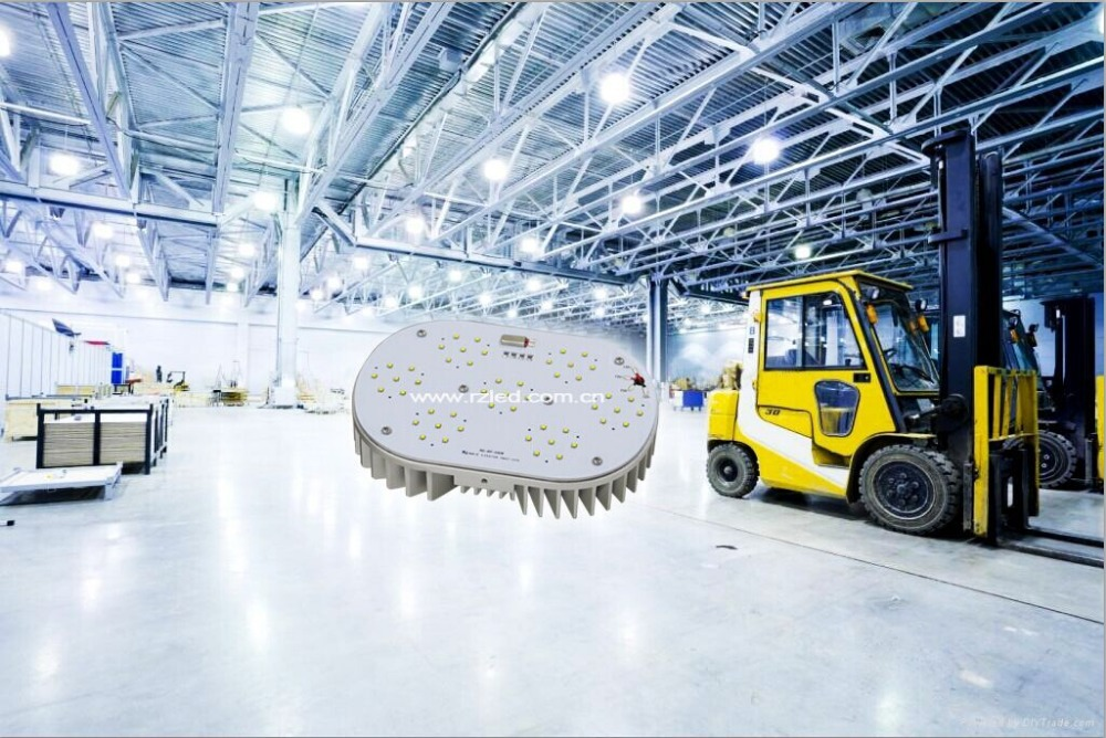 shoebox retrofit 4500K 100W led module for ceiling light,led light street retrofit led spotlight