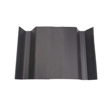 Europe style fireproof roofing shingles/color coated villa roofing tile