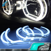 High brightness crystal led angel eye body kit for bmw f30