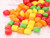Mintly assorted fruits Chew candy :52G-per jar