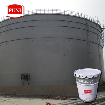Chemical Acid Resistance Epoxy Phenolic Oil Based Paint