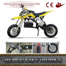 High Performance 24V 250W Electric Motorcycle