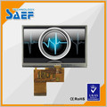 4.3inch 480*272 350MCD TFT LCD Module with Touch Screen LCM