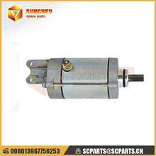 high performance atv parts mechanical made in china starter motor