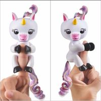 Wholesale Fingerling Unicorn Intelligence Finger Toy