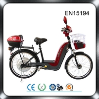 Cheap 350w brushless motor off road electric scooter with pedals