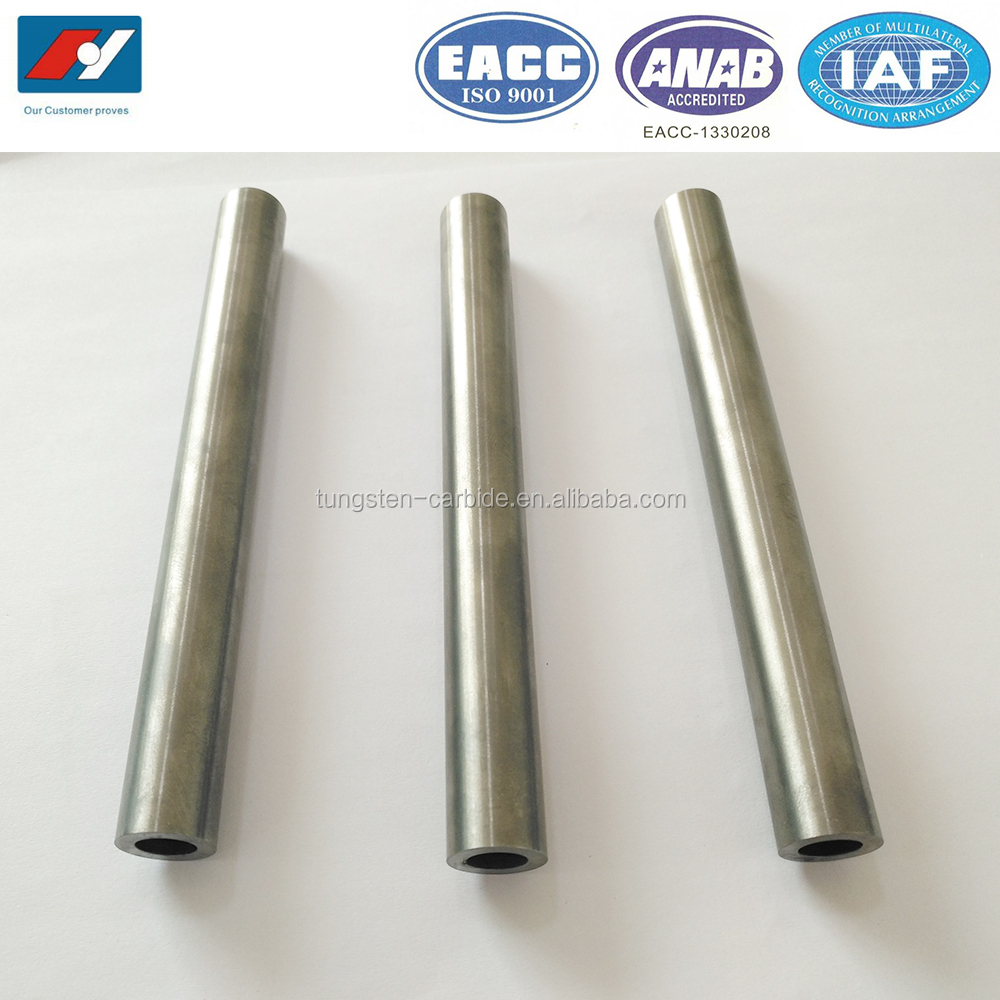 Nickel binder tungsten carbide choke beans for flow controlling with factory price