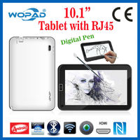 10.1 inch NFC Android Quad-core Capacitive Screen Industrial Tablet pc