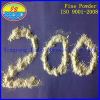 White Alumina Flour for Precision Casting