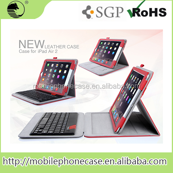 2016 Manufacturer Wholesale 9.7 Inch Tablet Pc Case With Keyboard