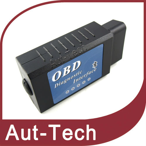 Elm327 Bluetooth OBD2 Auto Scanner for all OBD2 EOBD Vehicles