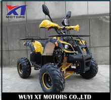 4 wheeler 110cc motorcycle atv with headlight for adults