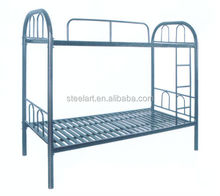 Military used high quality stainless steel bunk bed wholesale