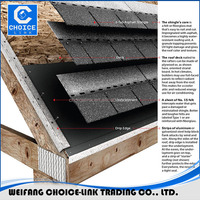 3-tab Asphalt Roof Shingle