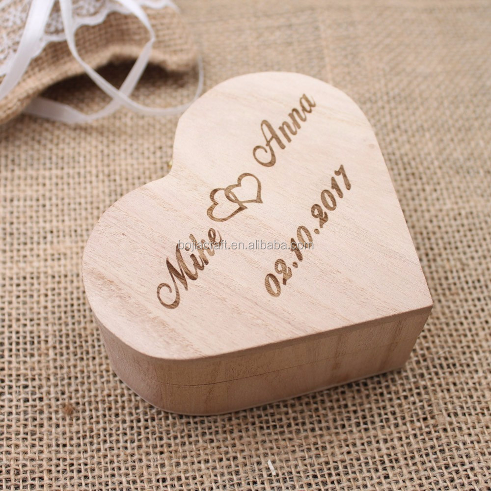 untique wooden box wooden heart shape boxes wooden jewel box