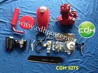 80cc 2-stroke gas engine motor kit/chopper bicycle price/cheap gas scooters