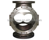 OEM TS16949 customized GG20 gray iron resin sand casting